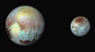 冥王星と衛星カロン カラー写真.jpg